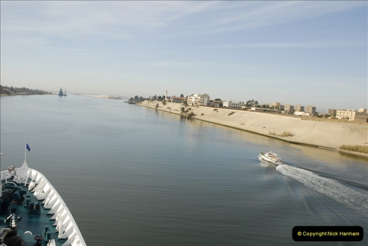 2011-11-10 North to South Transit of the Suez Canal, Egypt.  (21)