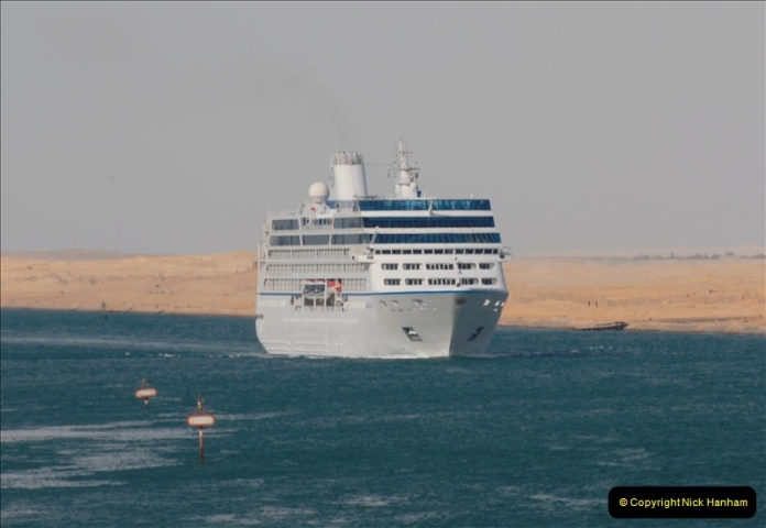 2011-11-10 North to South Transit of the Suez Canal, Egypt.  (210)