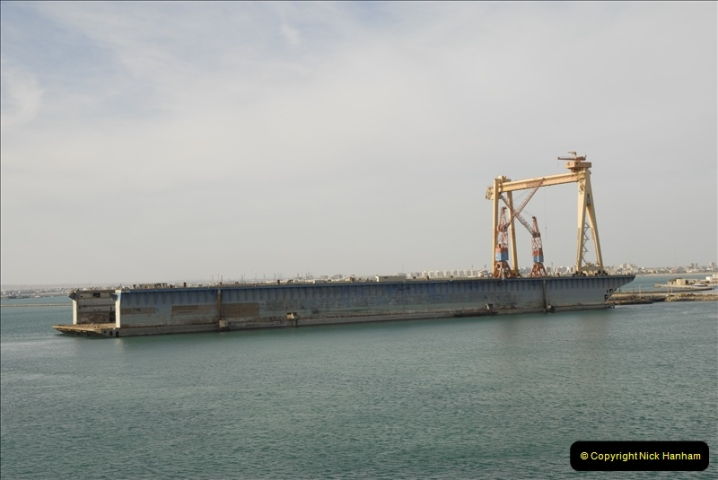 2011-11-10 North to South Transit of the Suez Canal, Egypt.  (226)