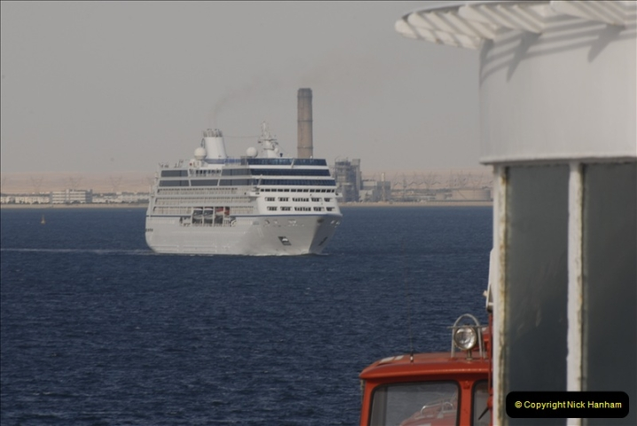 2011-11-10 North to South Transit of the Suez Canal, Egypt.  (254)
