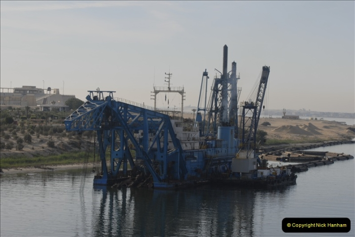 2011-11-10 North to South Transit of the Suez Canal, Egypt.  (32)