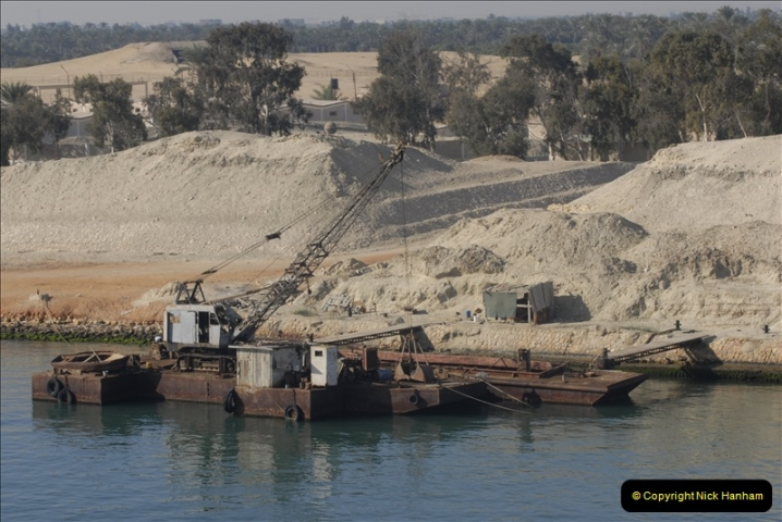 2011-11-10 North to South Transit of the Suez Canal, Egypt.  (54)