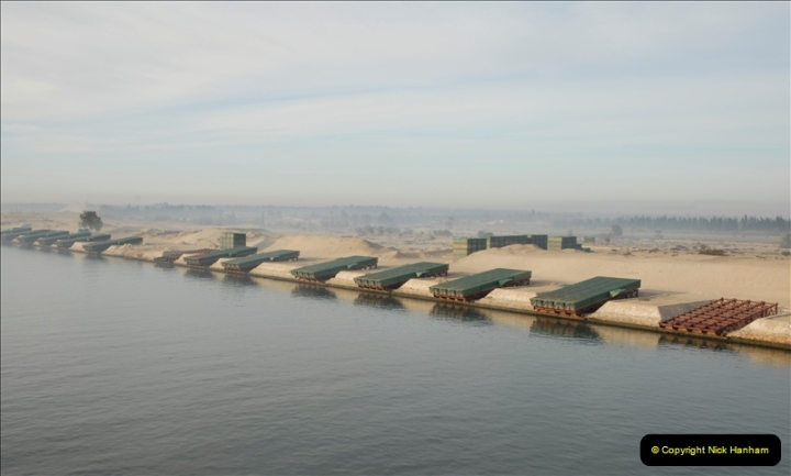 2011-11-10 North to South Transit of the Suez Canal, Egypt.  (7)
