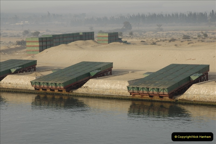 2011-11-10 North to South Transit of the Suez Canal, Egypt.  (8)