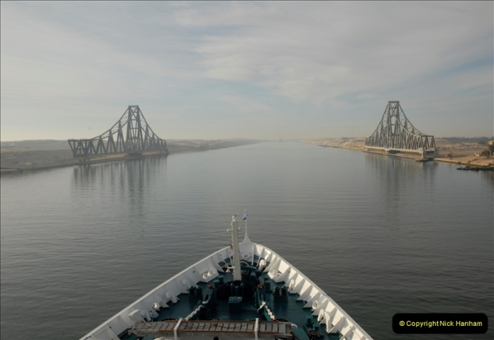 2011-11-10 North to South Transit of the Suez Canal, Egypt.  (9)