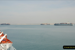 2011-11-10 North to South Transit of the Suez Canal, Egypt.  (113)