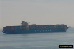 2011-11-10 North to South Transit of the Suez Canal, Egypt.  (122)
