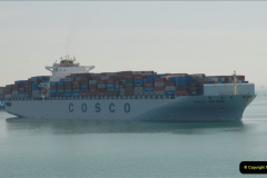 2011-11-10 North to South Transit of the Suez Canal, Egypt.  (124)