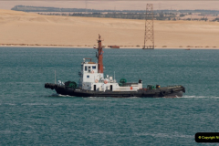 2011-11-10 North to South Transit of the Suez Canal, Egypt.  (155)