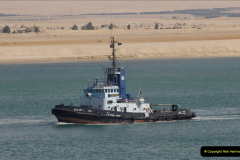 2011-11-10 North to South Transit of the Suez Canal, Egypt.  (158)