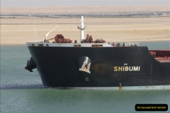 2011-11-10 North to South Transit of the Suez Canal, Egypt.  (185)