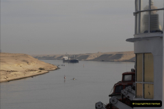 2011-11-10 North to South Transit of the Suez Canal, Egypt.  (19)