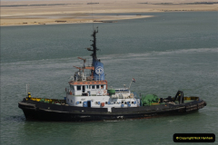 2011-11-10 North to South Transit of the Suez Canal, Egypt.  (197)