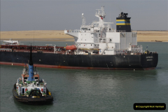 2011-11-10 North to South Transit of the Suez Canal, Egypt.  (198)