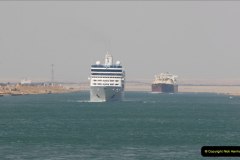 2011-11-10 North to South Transit of the Suez Canal, Egypt.  (202)