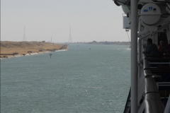 2011-11-10 North to South Transit of the Suez Canal, Egypt.  (203)