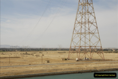 2011-11-10 North to South Transit of the Suez Canal, Egypt.  (208)