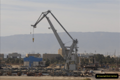 2011-11-10 North to South Transit of the Suez Canal, Egypt.  (211)