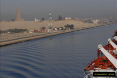 2011-11-10 North to South Transit of the Suez Canal, Egypt.  (40)