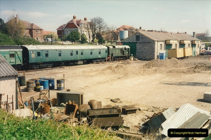 1994-05-03 Changes at Swanage. (1)0034