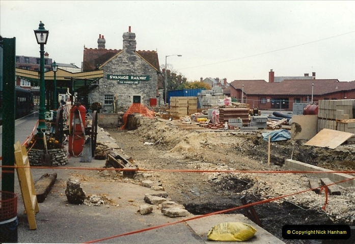 1994-10-02 Progress @ Swanage.  (1)0097