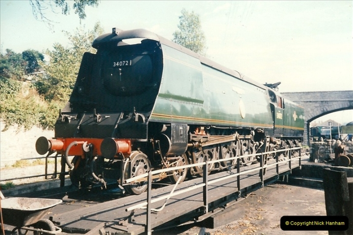 1994-10-22 Swanage progress.  (1)0105