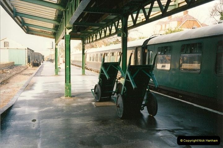 1995-01-20 Swanage happenings.  (3)0136