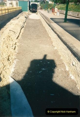 1995-05-27 Swanage progress.  (2)0177