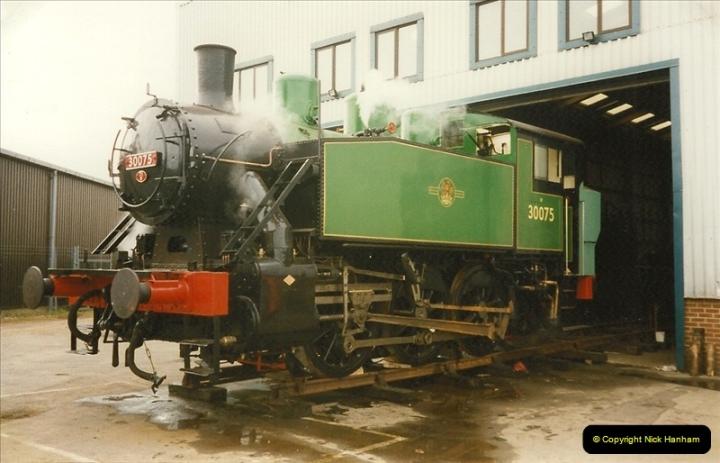 1996-04-18 Herston Works @ Swanage.  (1)0296