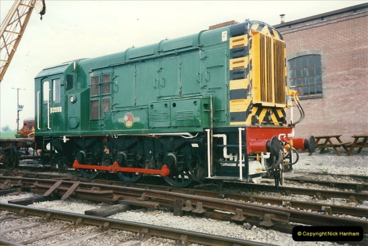 1997-06-16 At Cranmore (ESR) for driving experience on 92203. (1)0483