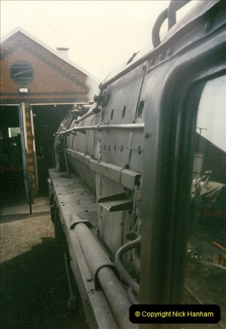 1997-06-16 At Cranmore (ESR) for driving experience on 92203. (15)0497