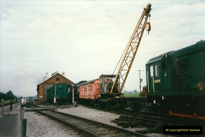 1997-06-16 At Cranmore (ESR) for driving experience on 92203. (2)0484