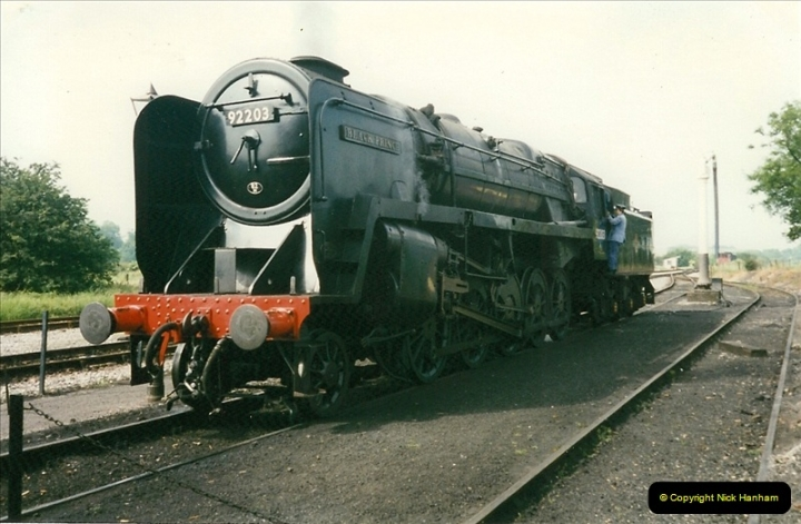 1997-06-16 At Cranmore (ESR) for driving experience on 92203. (5)0487