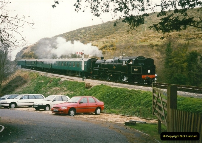 1998-03-21 Corfe Castle.  (2)0645