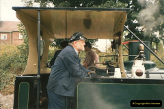 1994-05-01 B4 visiting from the Bluebell Railway. Your Host driving. (3)0033