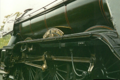 1994-08-08 Your Host driving 60103 Flying Scotsman (2)0091
