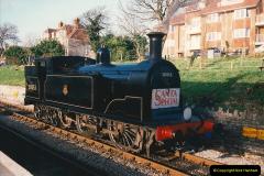 1994-12-04 Santa Specials driving the M7. (5)0127