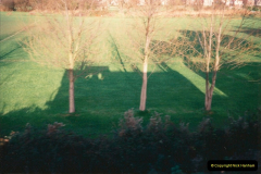 1994-12-04 Santa Specials driving the M7. (6)0128