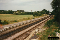 1995-07-13 Harmans Cross and Swanage.  (3)0226