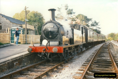 1995-09-02 Your Hosts first driving turn on the extension to Norden.  (13)0248