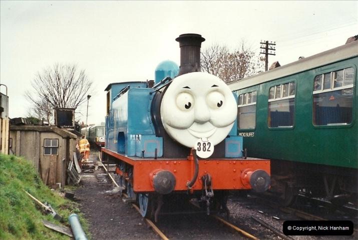 2002-02-09 to 17 Thomas week driving Thomas - 80078 - E828.  (8)012