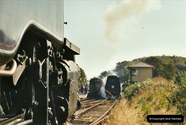 2002-09-14 SR Steam Gala. Your Host driving 80104. (7)156