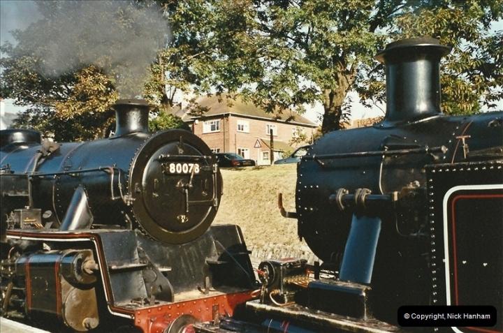 2003-09-14 SR Steam Gala driving 35027.  (3)399