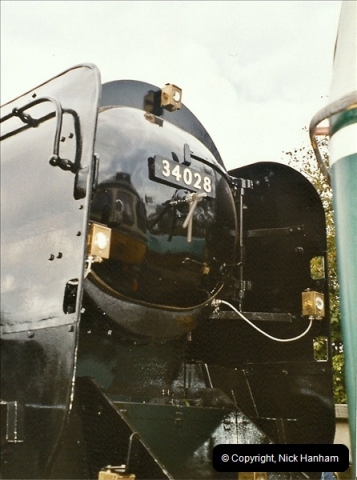 2003-09-30 Eddystone comes to Swanage. (7)415