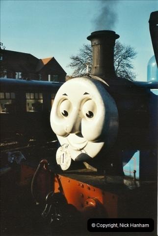 2003-10-25 to 11-02  Thomas week. Driving 08 & Thomas. (10)431