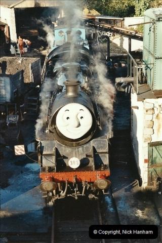 2003-10-25 to 11-02  Thomas week. Driving 08 & Thomas. (15)436