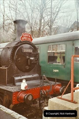 2003-12-23 Santa Specials driving 30053.  (2)450