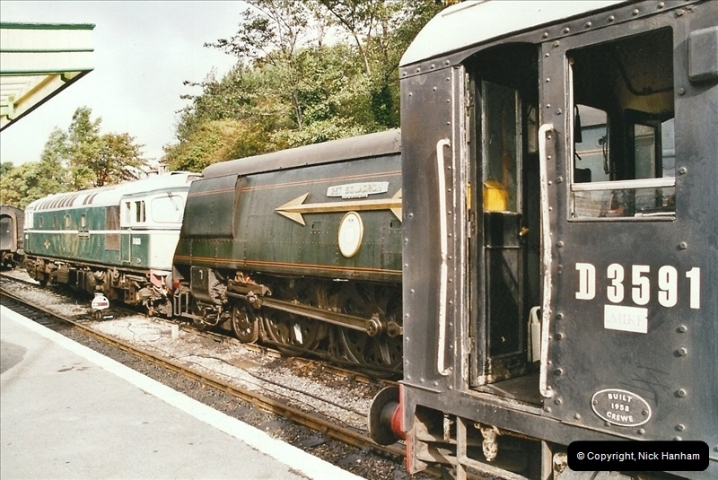 2004-09-11 SR Steam Gala with your Host driving 80104.  (10)591