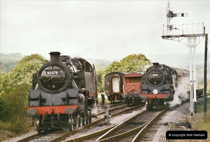 2004-09-11 SR Steam Gala with your Host driving 80104.  (18)599