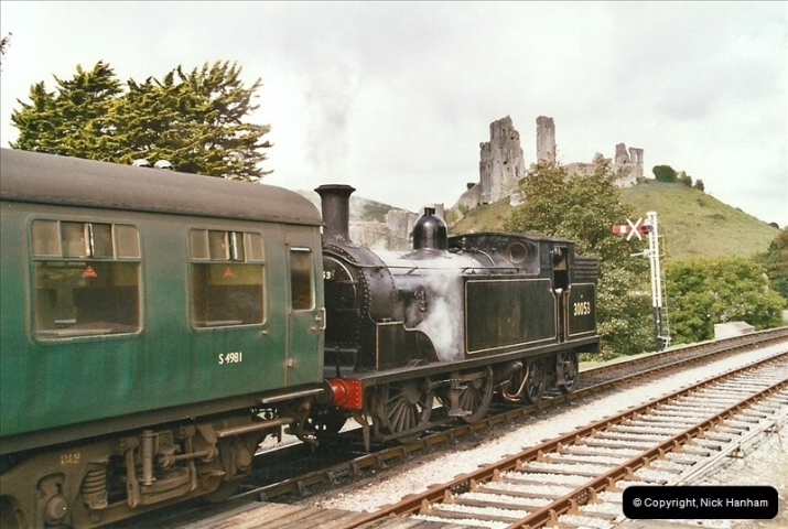2004-09-11 SR Steam Gala with your Host driving 80104.  (22)603